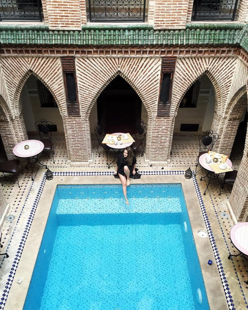 marrakech, thelazytrotter, hammam, marocco