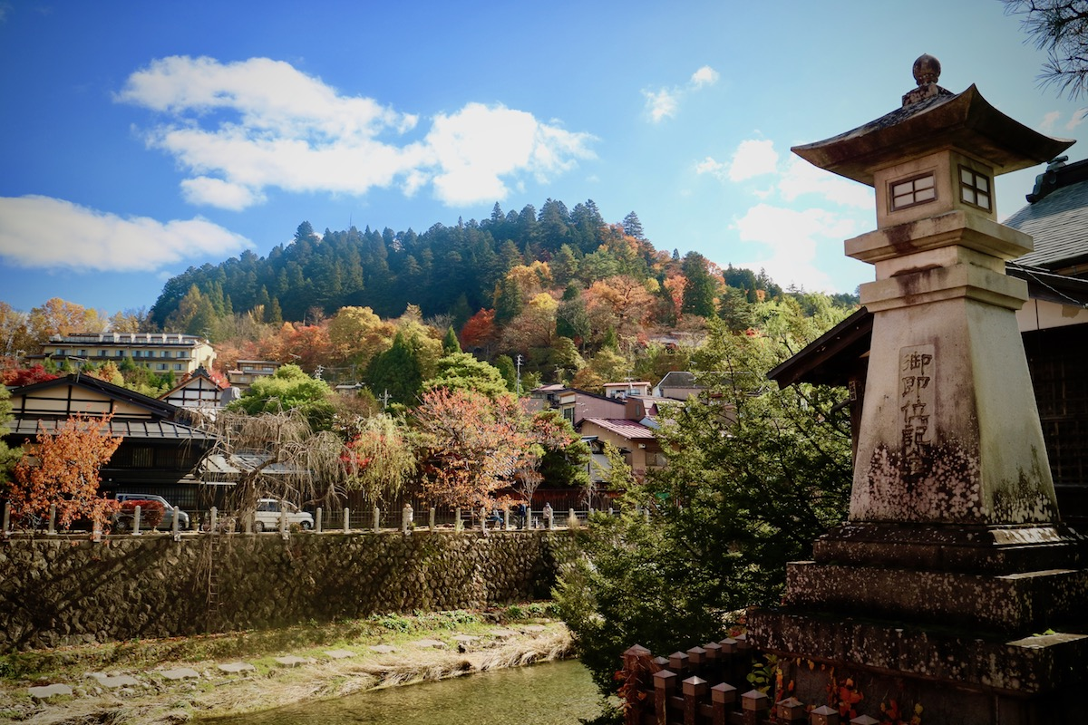cosa vedere in giappone, takayama