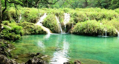 Semuc Champey. Guatemala. Benvenuti in Paradiso.