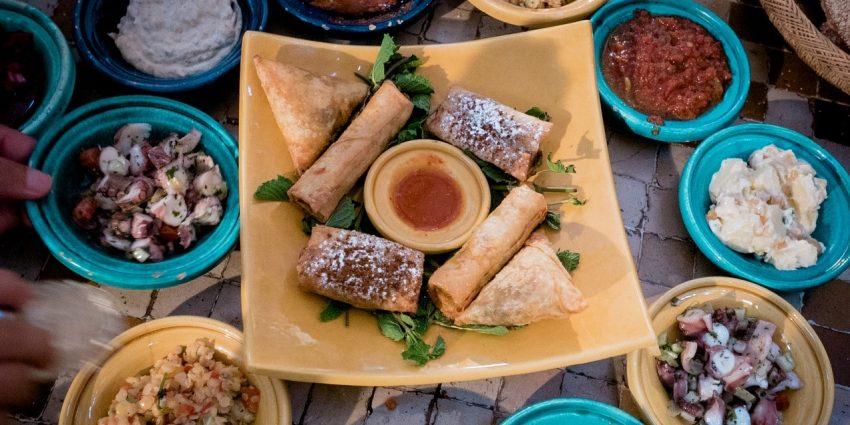 Dove mangiare a Marrakech tra giardini interni e piccoli caffe