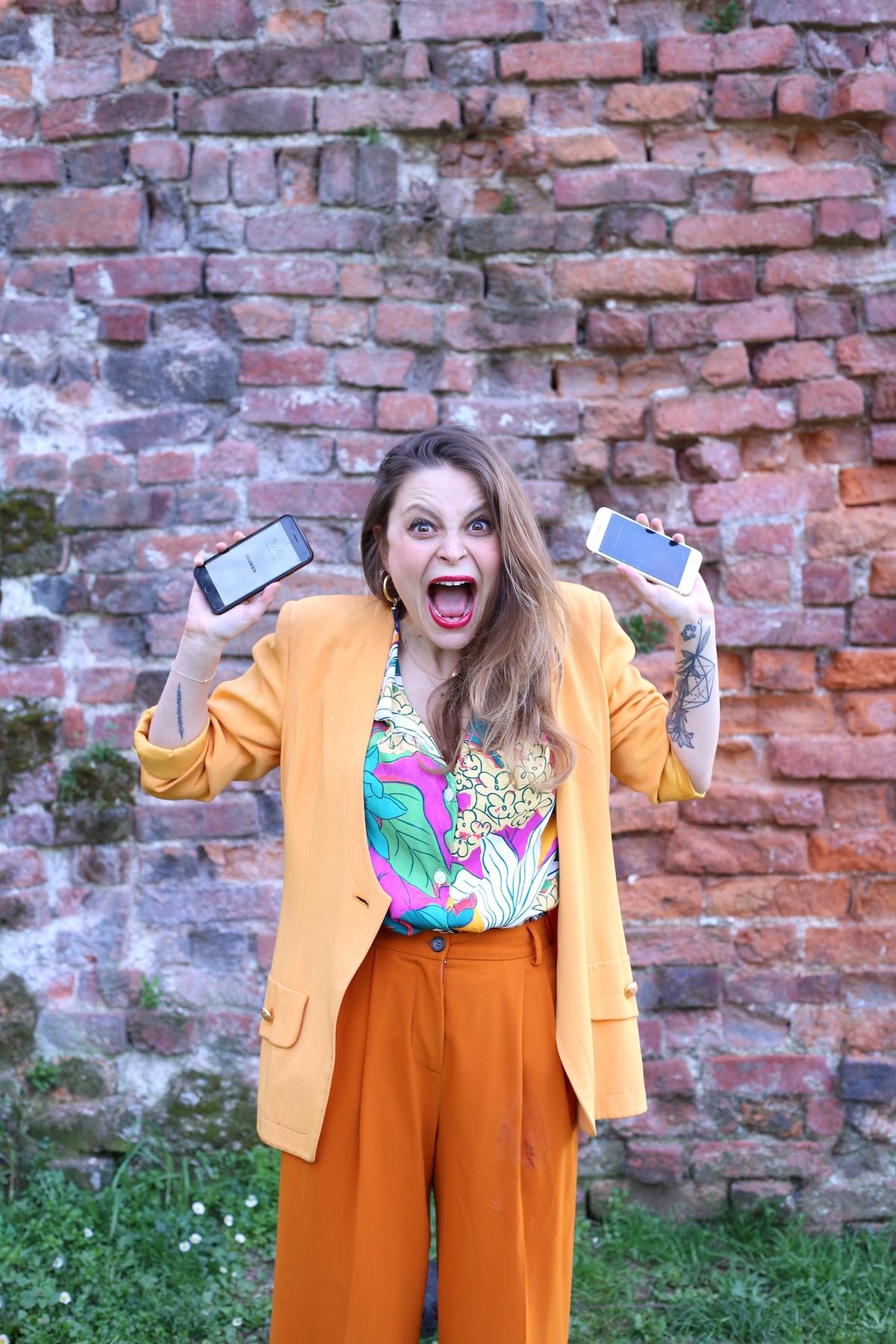 paranoie da social media, the lazy trotter, social media, cristina buonerba