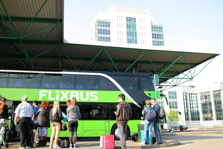 flixbus, viaggiare con flixbus, autobus low cost, the lazy trotter, viaggiare low cost