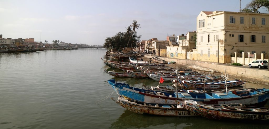 saint louis senegal, saint louis in senegal