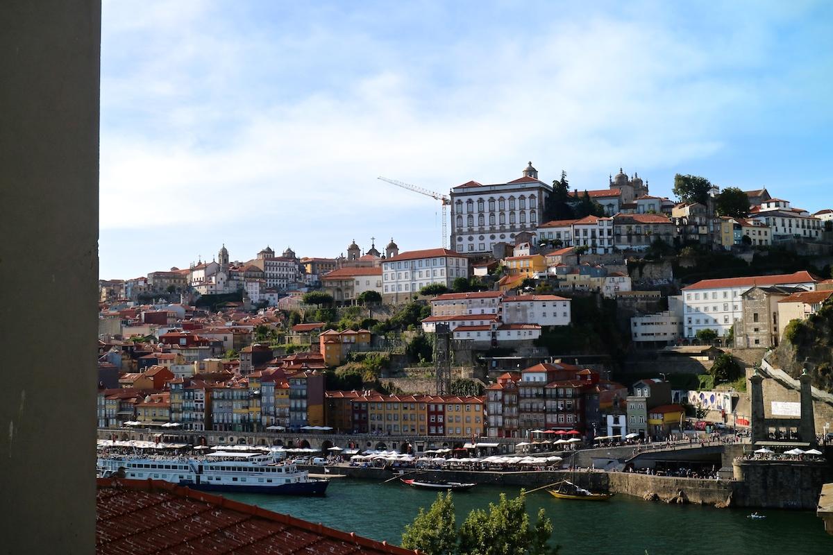 città europee economiche, porto