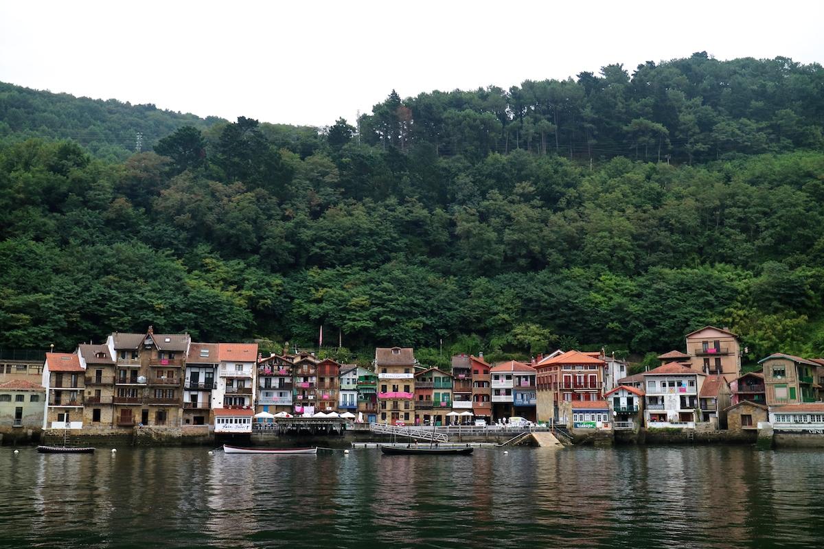 spagna del nord, paesi baschi, pasaia