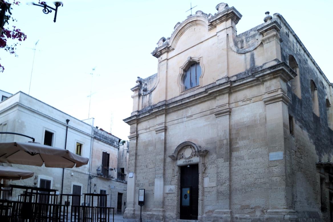Lecce, cosa vedere a lecce, chiesa greca lecce