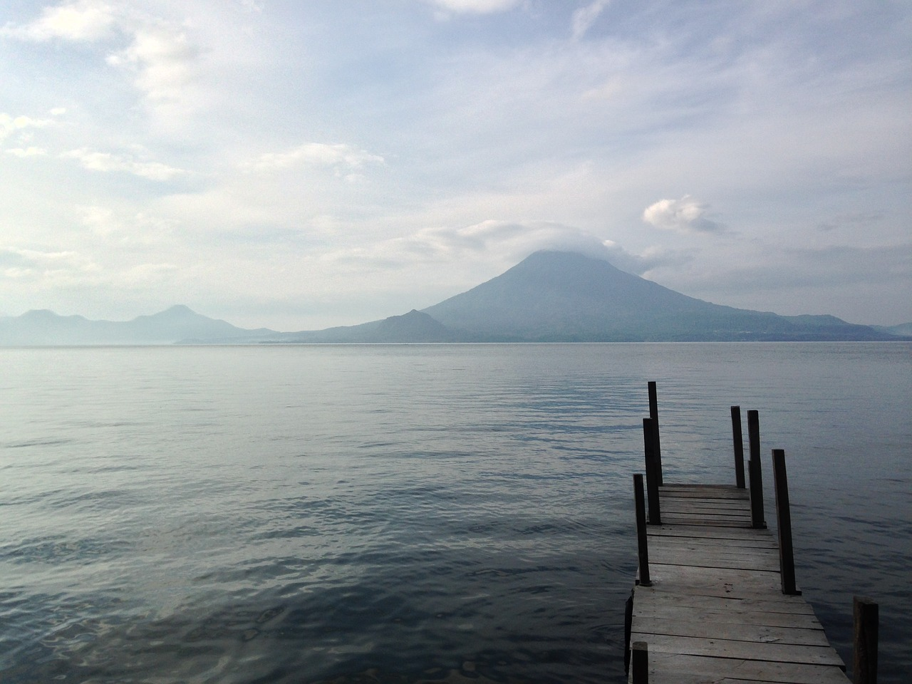 vacanze yoga, lago atitlan