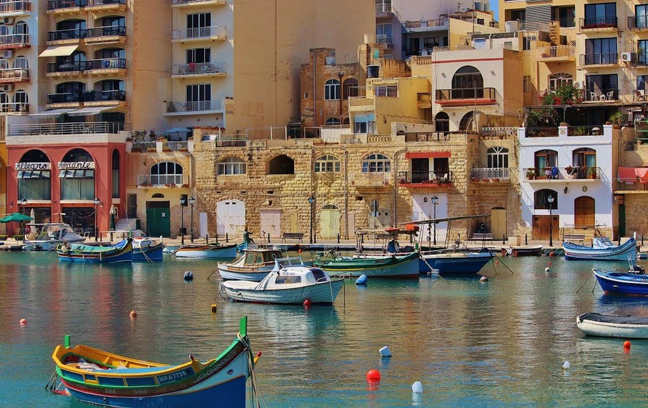 malta, città europee economiche