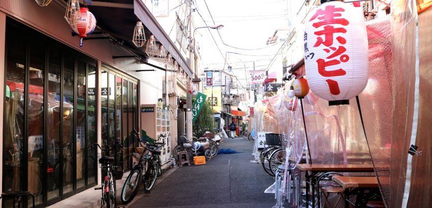 dove dormire a Tokyo, viaggio in Giappone,