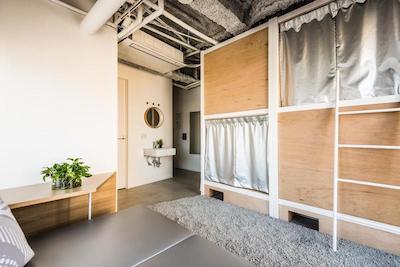 dove dormire a Tokyo, asakusa, bunka hostel
