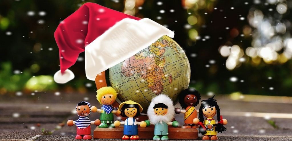 natale nel mondo, tradizioni natalizie nel mondo