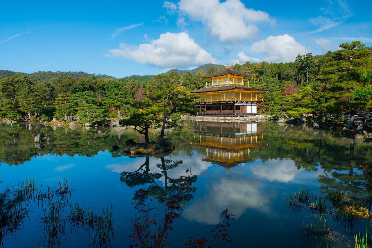 Kinkaku-ji, cosa vedere a kyoto, giappone, kyoto, viaggio in giappone