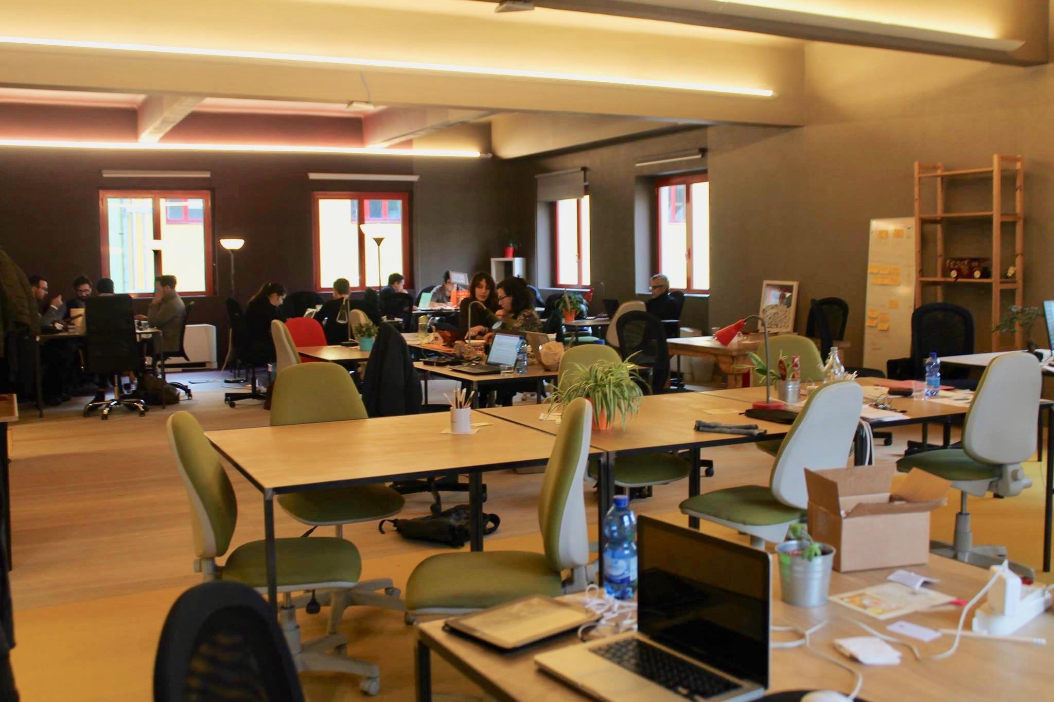 impact hub milano, spazi di coworking a milano, coworking milano