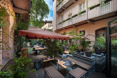 maison borrella, dove dormire a milano, hotel milano