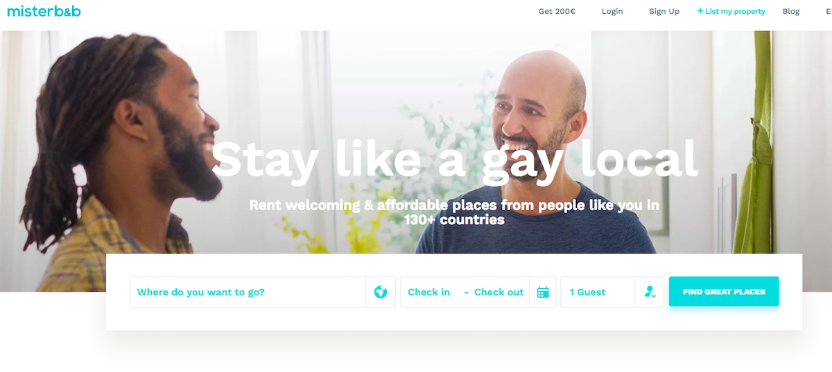 mister b&b, siti come airbnb, siti per affittare case vacanze