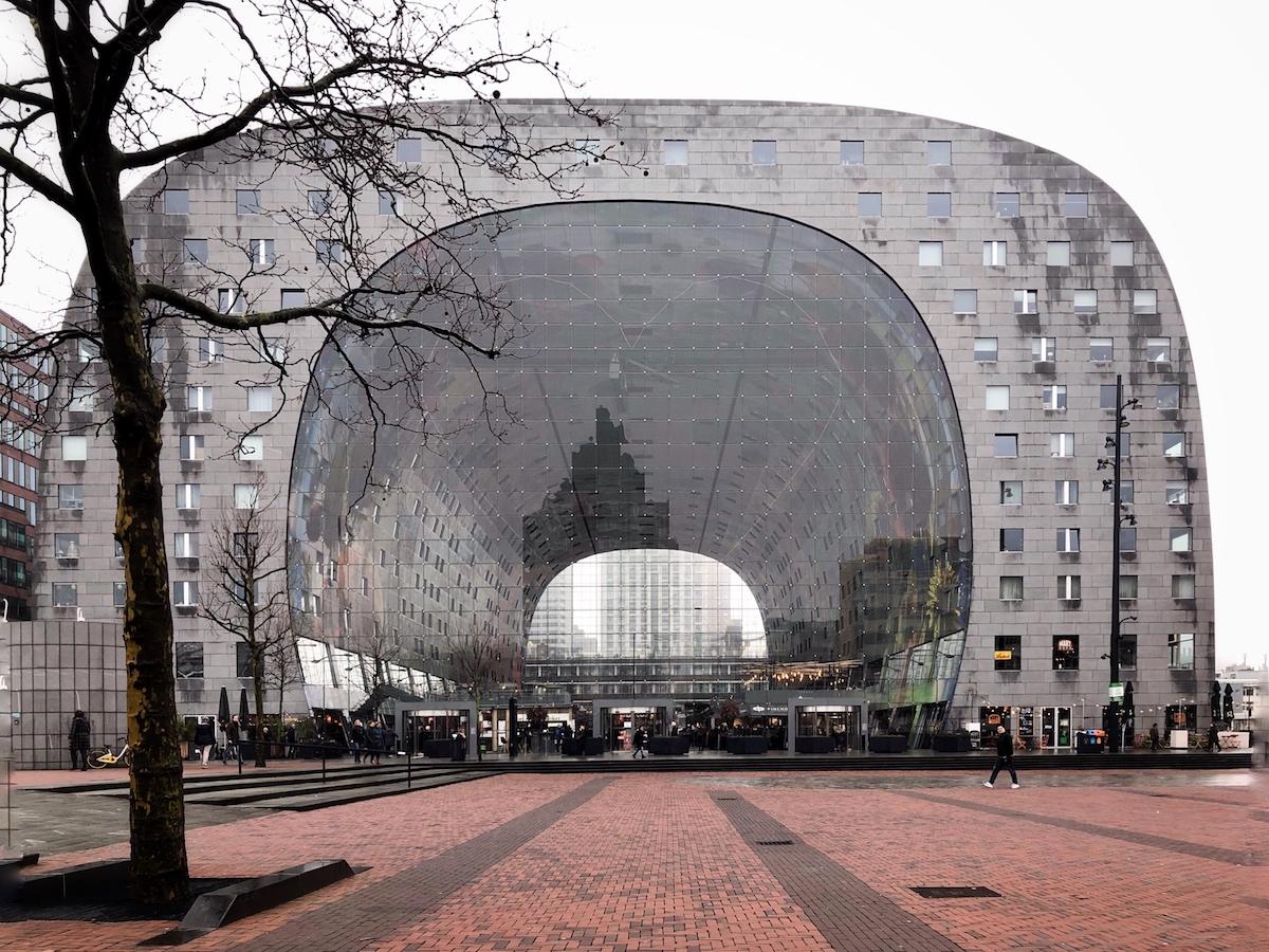 supermercado rotterdam, cosa vedere a rotterdam, dove mangiare a rotterdam, mercato centrale rotterdam