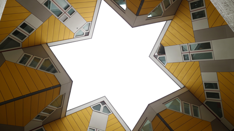 cosa vedere a rotterdam, case cubiche rotterdam