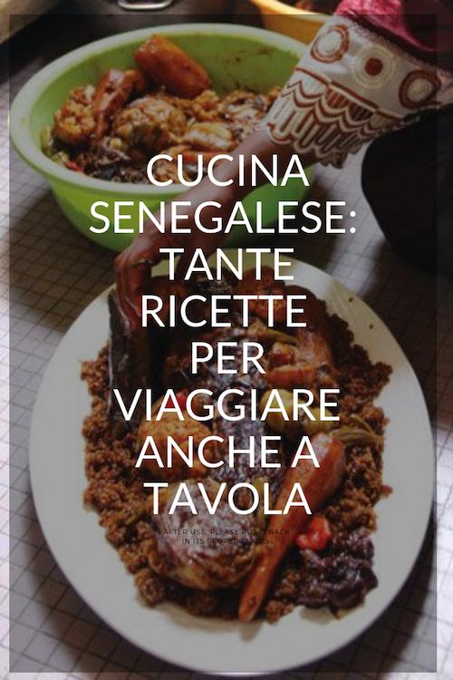 cucina senegalese ricette