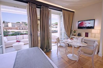 melia hotel, dove dormire a roma, hotel 5 stelle roma