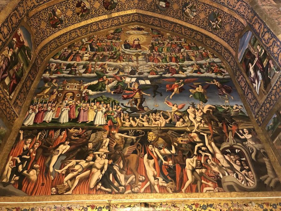 esfahan, cattedrale vank, viaggio iran, cosa vedere in iran