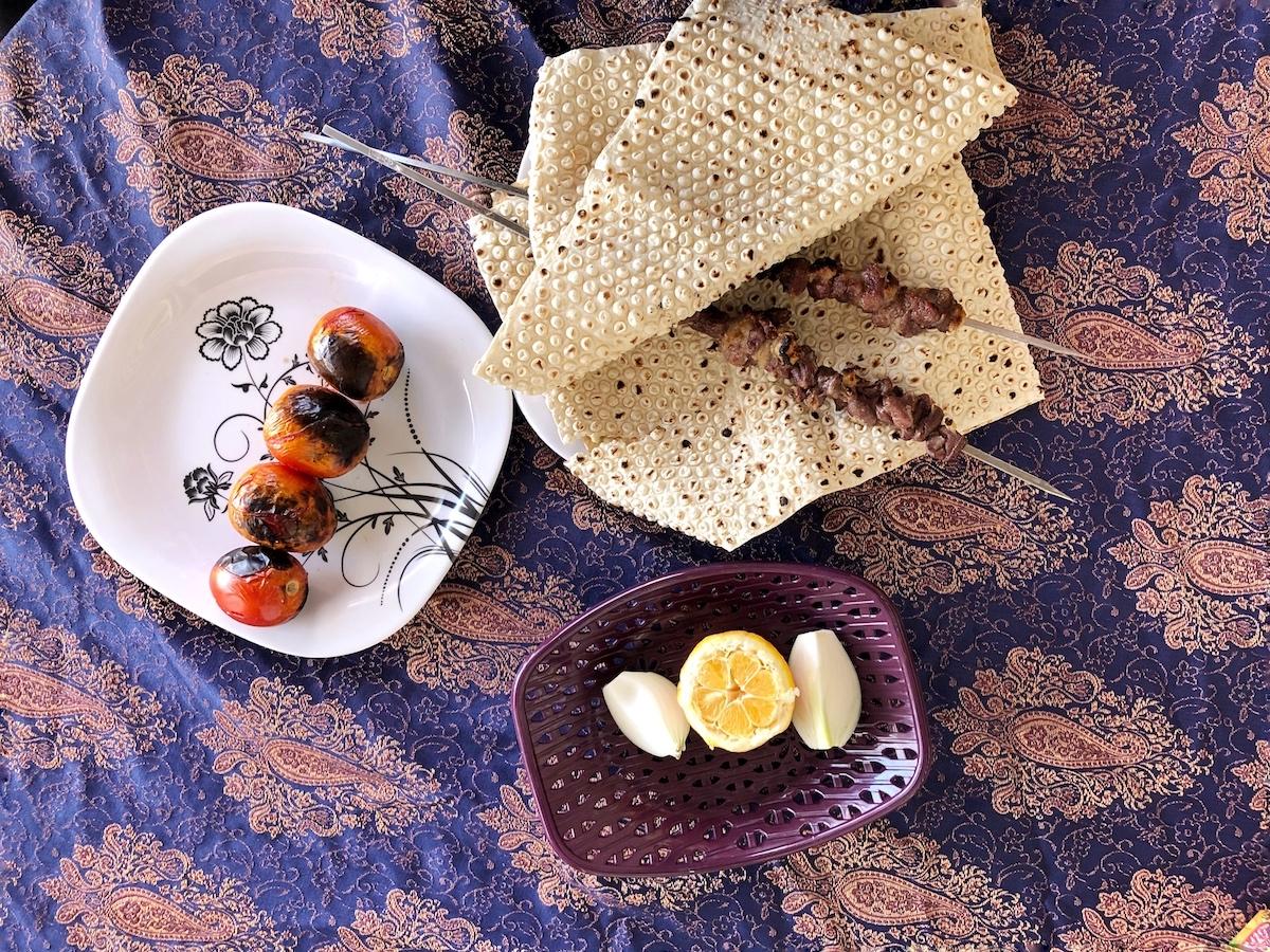 viaggio in iran, iran, visitare iran, cosa mangiare in iran