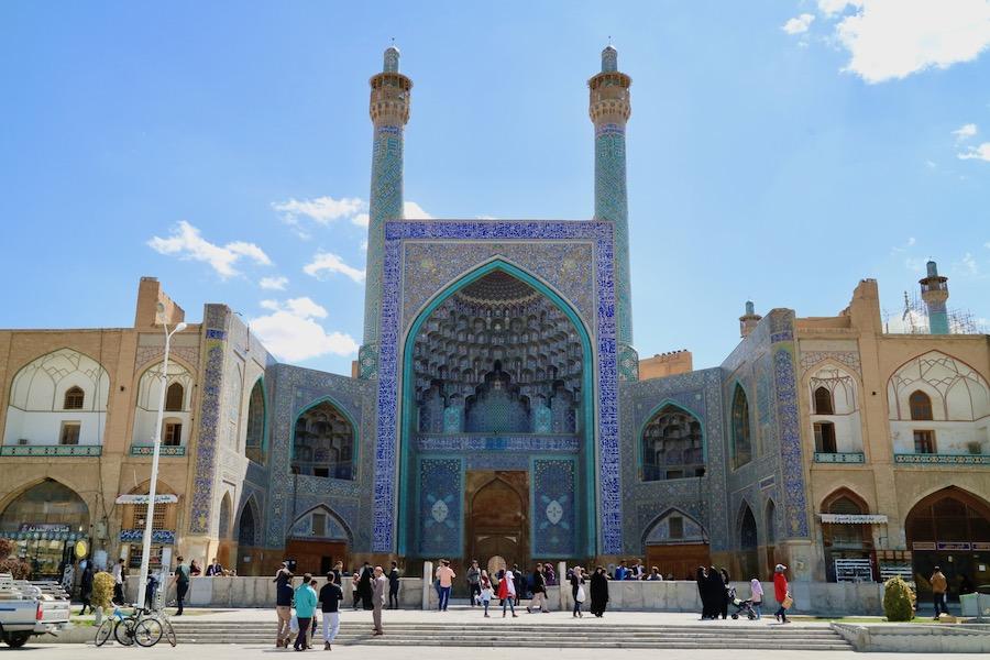 esfahan, cosa vedere in iran, viaggio iran