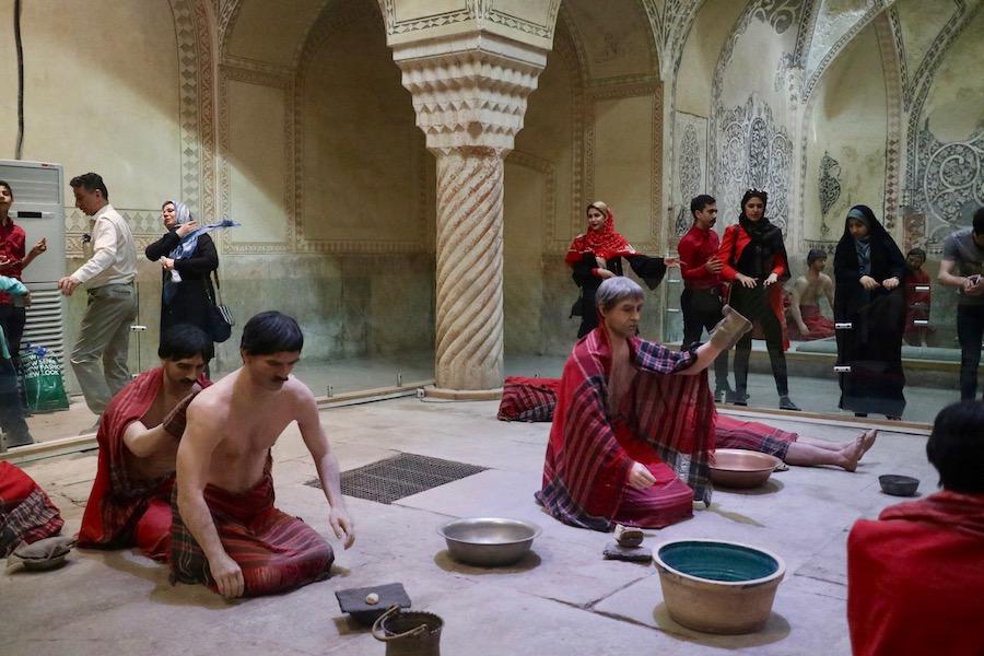 bagni vakil, cosa vedere in iran, viaggio in iran, iran, shiraz