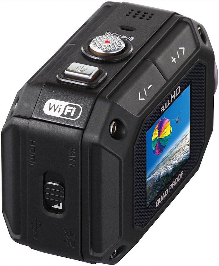 VC GC-XA1BEU Action Camera, videocamera sportiva, migliori action cam