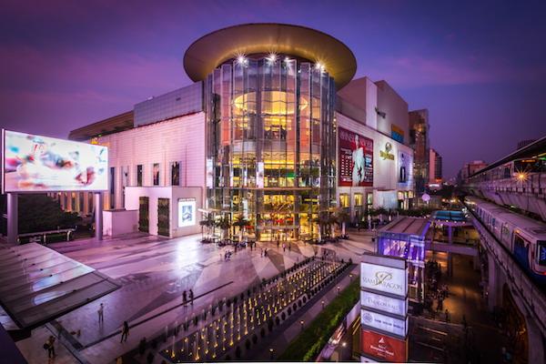 cosa fare a bangkok, cosa vedere a bangkok, centri commerciali a bangkok, siam paragon