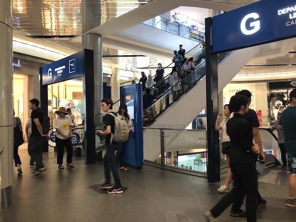 cosa fare a bangkok, cosa vedere a bangkok, centri commerciali a bangkok, terminal 1