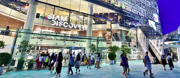 cosa fare a bangkok, cosa vedere a bangkok, centri commerciali a bangkok, siam discovery
