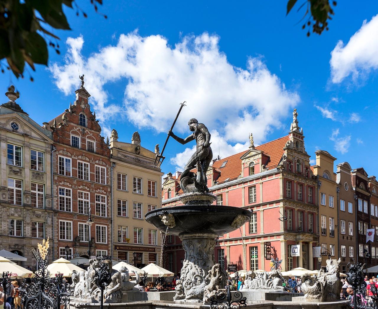 danzica, Città europee da visitare, capitali europee da vedere