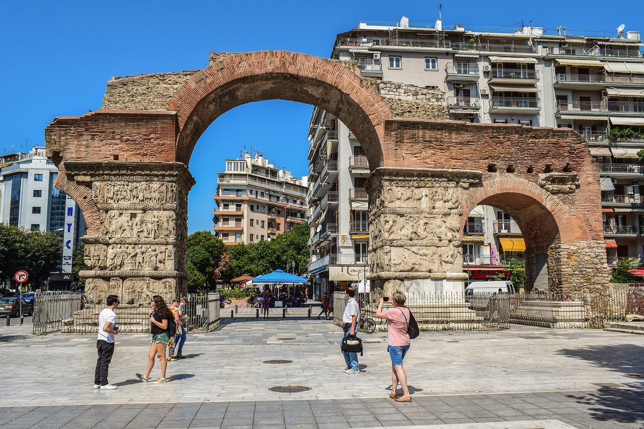 salonicco, Città europee da visitare, capitali europee da vedere