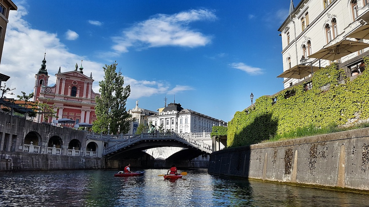 lubiana, capitali europee da visitare, capitali europee da vedere, Città europee da visitare