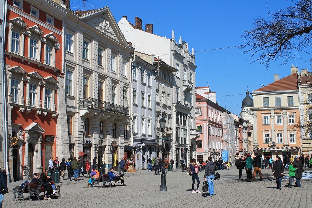 leopoli, Città europee da visitare, capitali europee da vedere