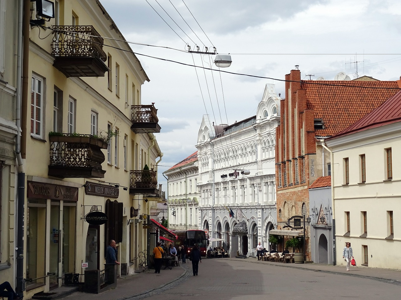 vilnius, Città europee da visitare, capitali europee da vedere