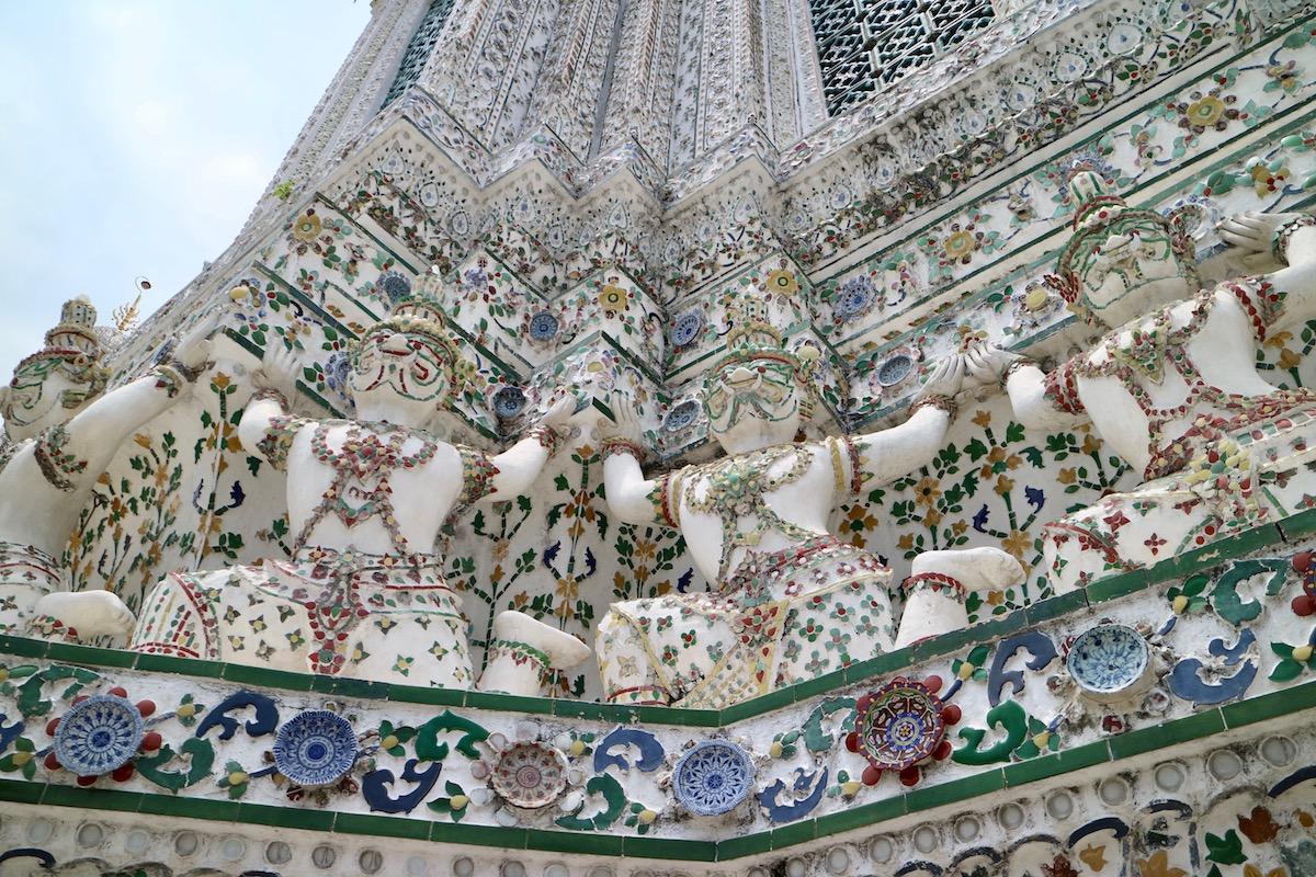 wat arun, cosa vedere a bangkok, cosa fare a bangkok, templi bangkok