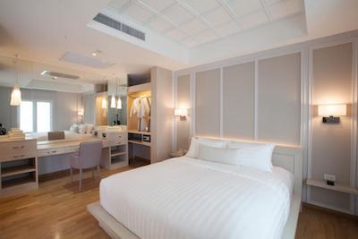 k maison, dove dormire a bangkok, hotel a bangkok