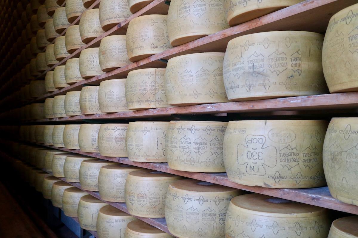 Cosa vedere in Trentino, cosa vedere in val di sole, trentino alto adige, cosa mangiare in trentino, formaggi trentini