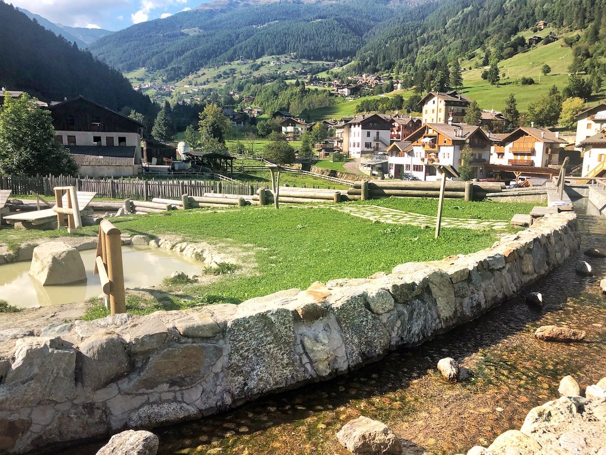 Cosa vedere in Trentino, cosa vedere in val di sole, trentino alto adige, percorso kneipp