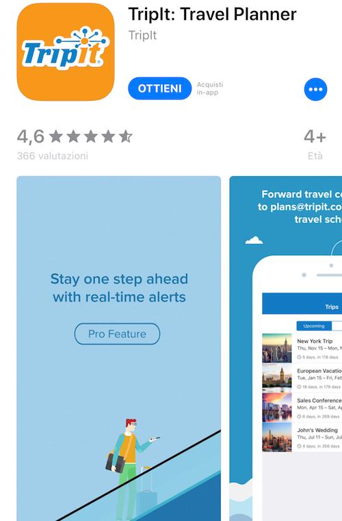app per organizzare viaggi, app per viaggiare,