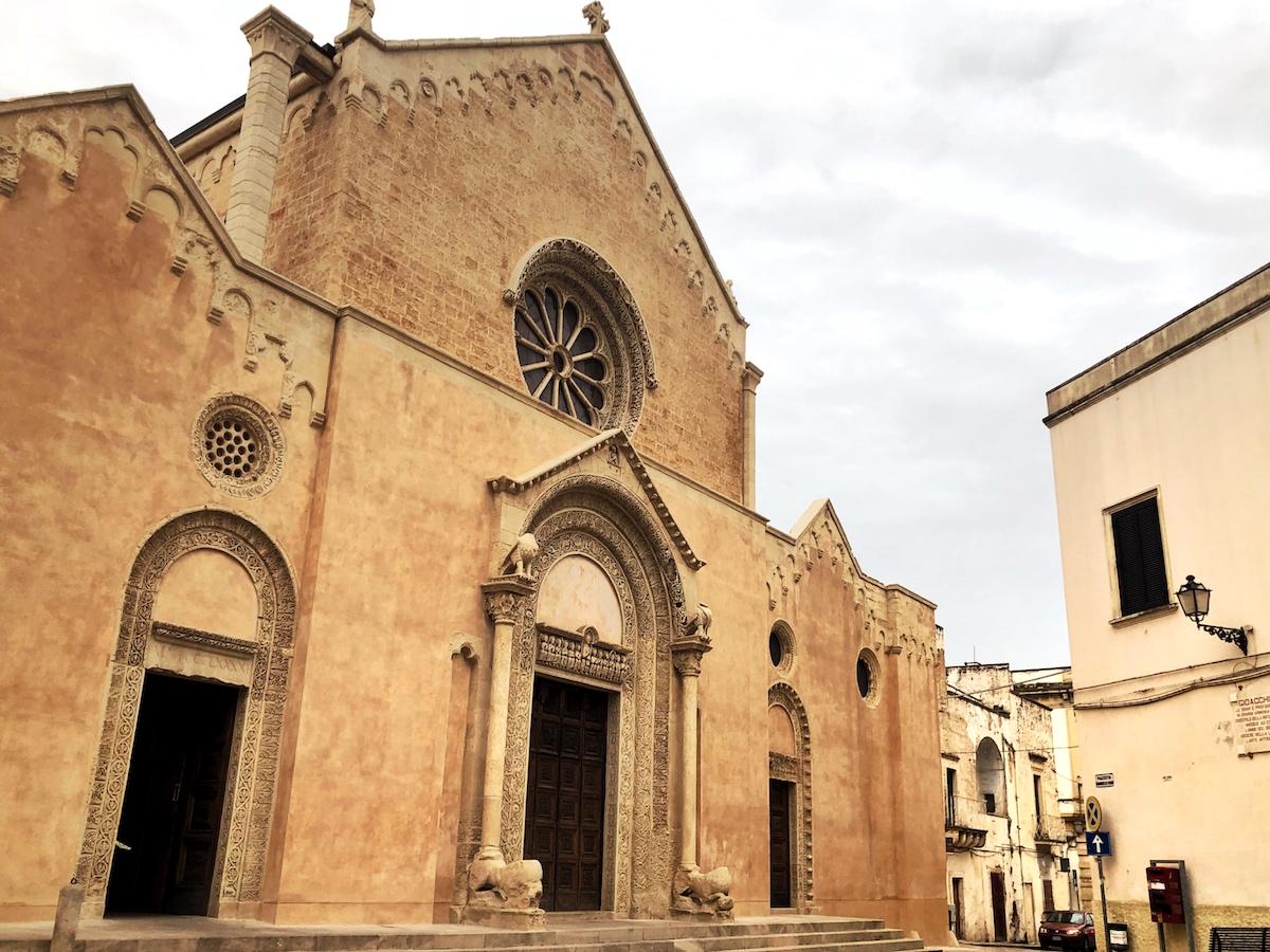 basilica santa caterina galatina, cosa vedere a galatina, da vedere nel salento