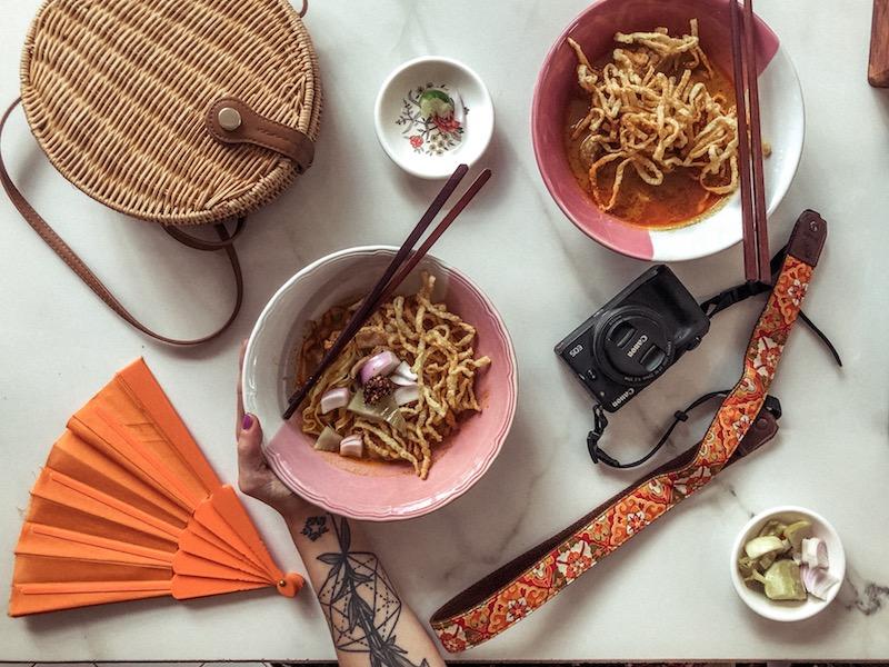 cosa mangiare in thailandia, pad thai, cibo thailandese