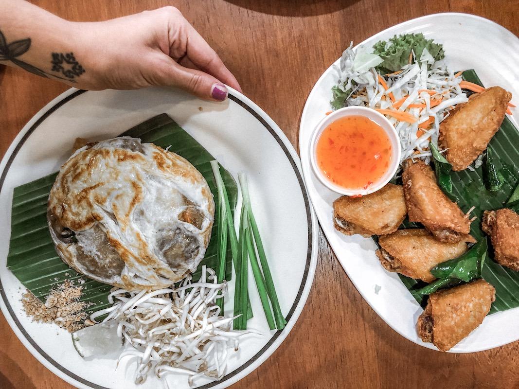 Kai Yad Sai, cosa mangiare in thailandia, pad thai, cibo thailandese,