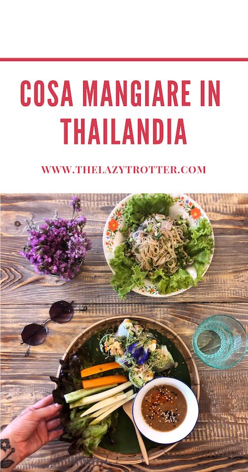 cosa mangiare in thailandia, cibo thailandese,