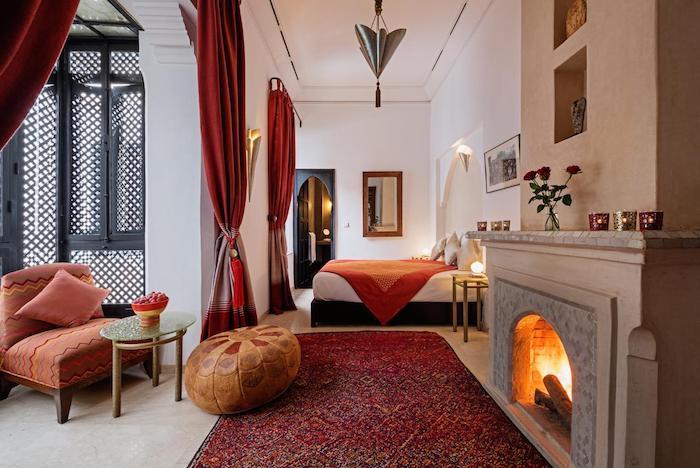 riad a marrakech, dove dormire a marrakech, alberghi marrakech