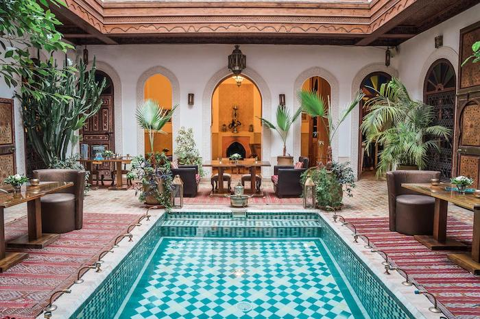 riad melhoun, riad a marrakech, dove dormire a marrakech, alberghi marrakech