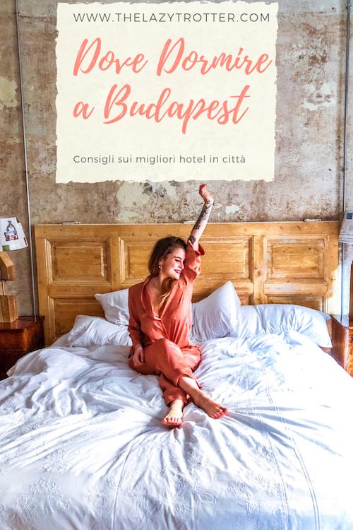 Dove alloggiare a Budapest, dove dormire a Budapest, alberghi budapest