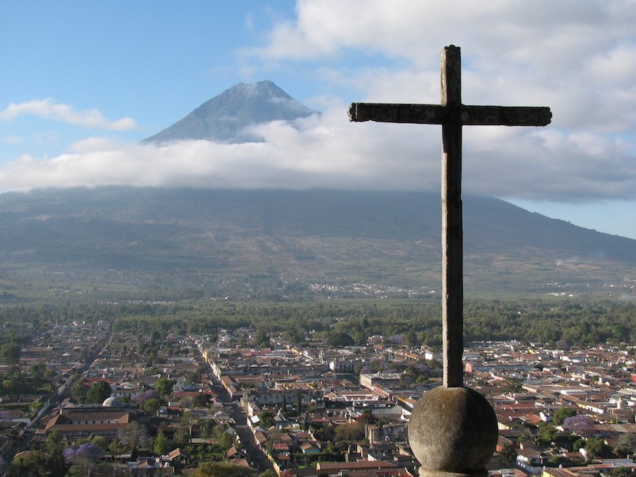 cerro de la cruz, good hotel antigua, antigua guatemala