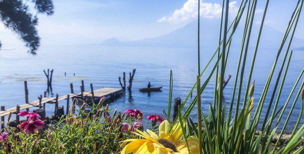 cosa vedere in guatemala, lago atitlan, san juan la laguna